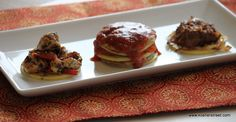Passover/Pesach Trio Appetizer
