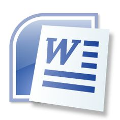 Microsoft word is compute software.