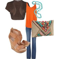 Casual Girls' Night Out - Mom Fashion