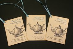 vintage shabby chic, tea parti, garden bridal shower favors, wedding favors, garden parties, parti tag, favor tag, print, bridal showers