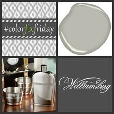 Colorfixfriday On Pinterest Benjamin Moore Toile And