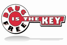 Red Ribbon Week: Drug Free Is The Key!