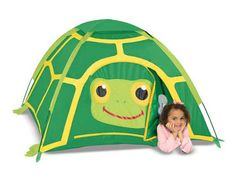 the cutest tent!
