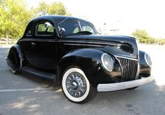 Hemmings Find of the Day  1939 Ford Deluxe