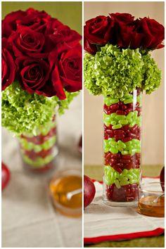 DIY Candy Vase