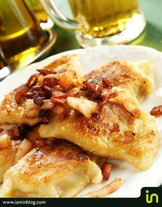 Canada has a huge Ukrainian and Russian population and the perogy has become a part of our food culture.