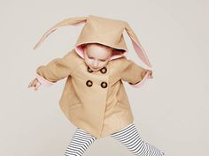 Etsy find of the day   honey bunny coat