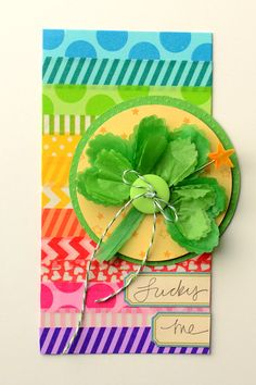 Tag Tuesday with Vicki Boutin featuring Queen & Co. Trendy Tape and Twine