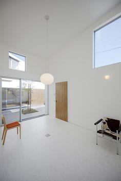 House and Atelier PTL bySatoru Hirota Architects