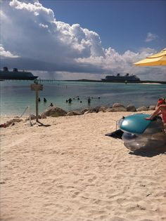 Disney's Castaway Cay- Disney Wonder Cruise 2013! <3