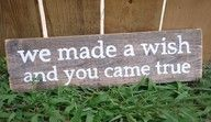 Cute little sign. I can see this hanging on the wall in a the child's room.