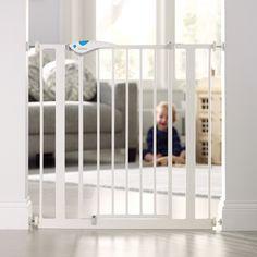 stair gates fireguards on pinterest stair gate safety. Black Bedroom Furniture Sets. Home Design Ideas
