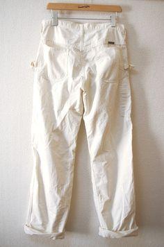 Painter's pants!