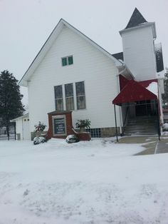 Little White Church..Fishers Indiana