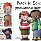 You are receiving 4 different posters for your classroom. These print in full color…just print, laminate and hang.  Perfect for decorating your cla...