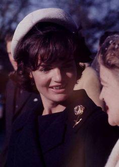 Jackie Kennedy. www.pinkpillbox.com