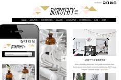 Dorothy Theme by hibluchic on Creative Market