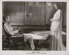 Grace Kelly  Jimmy Stewart  Still Rear Window