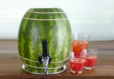 Drunken Watermelon Punch Keg Recipe