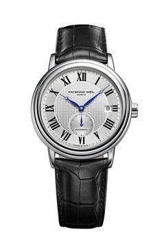 #luxurywatch #raymondweil Raymond-Weil. Swiss Luxury Watchmakers watches #horlogerie @calibrelondon