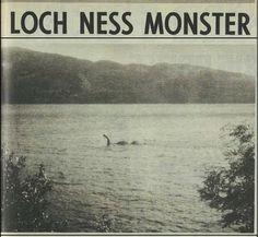 Loch Ness monster mystery | LOCH NESS MONSTER: An Interesting Photograph