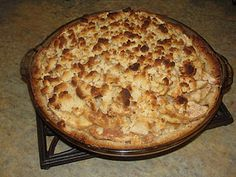 primal salted caramel apple pie