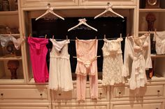 "The ""Guess Who"" lingerie shower gift game was a big hit (everyone brings their lingerie gift unwrapped and you hang it on a clothesline with clothespins and the bride has to guess who gave her what!)  Another hit: the personalized hangers that she would re-use to hang her wedding gown on!"