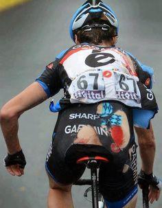 Garmin Sharp - Stage 6 crash