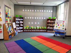First grade class tour- very cute!
