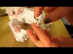 ▶ Another mini dollhouse bed - YouTube