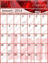 Get your FREE 2014 Gemstone Calendars here! :) garnet 2014, free 2014, 2014 gemston, 2014 calendar