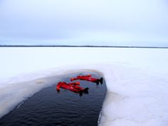 Ice-floating in Lapland ice float, lapland finland, finnish lapland, awesom winter, winter activities, travel bug
