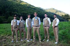 Evolution of an Outfit: Cinnamans Edition  :  wedding calgary menswear 5195700 groomsmen-wedding-vests