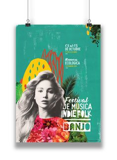 graphic design, festival poster design, festiv graphic, festiv de, model mix