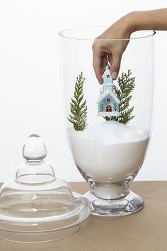 Apothecary jars turn