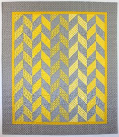 CQ 2014 Herringbone by ChristaQuilts on Flickr.