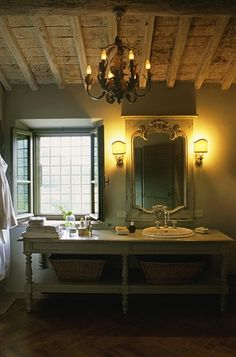 Italy - Tuscan country chic