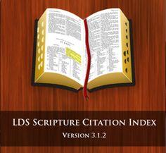 Scripture Citation app