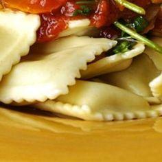 Homemade Ravioli Dough Recipe- add your favorite filling