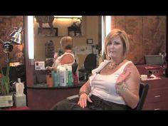 How to Naturally Lighten Hair - YouTube