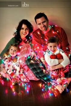 Family Christmas photo - want to reinact this!