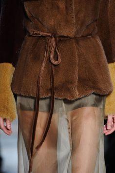 Aquilano.Rimondi at Milan Fashion Week Fall 2014.