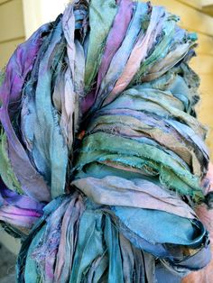 Winter 2014/2015 Trends on Pinterest | Sari Silk, Red Glass and Silver ...