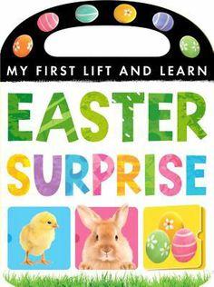 Easter Surprise. TODDLER EASTER.