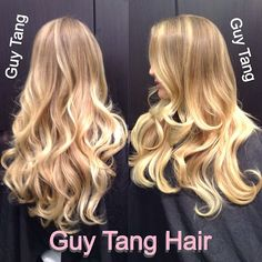 Ombre Hair - Blonde Balayage Ombre