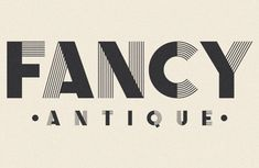 Fancy Antique Display by Infamous Foundry
