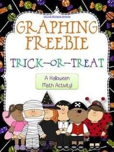 Halloween Freebie! Graphing