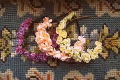 floral headband tutorial