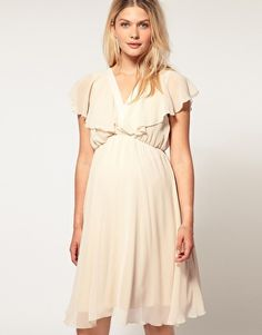 ruffle maternity dress...is it too late to purch for my socal baby shower on sat?