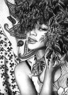 Juxtapoz Magazine - Reader Art: T. S. Abe | Reader Art